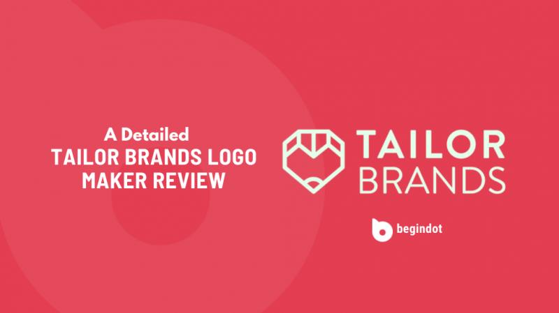 Tailor Brands Logo Maker Review