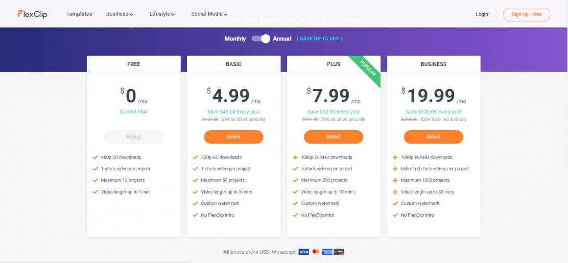 FixClip Pricing