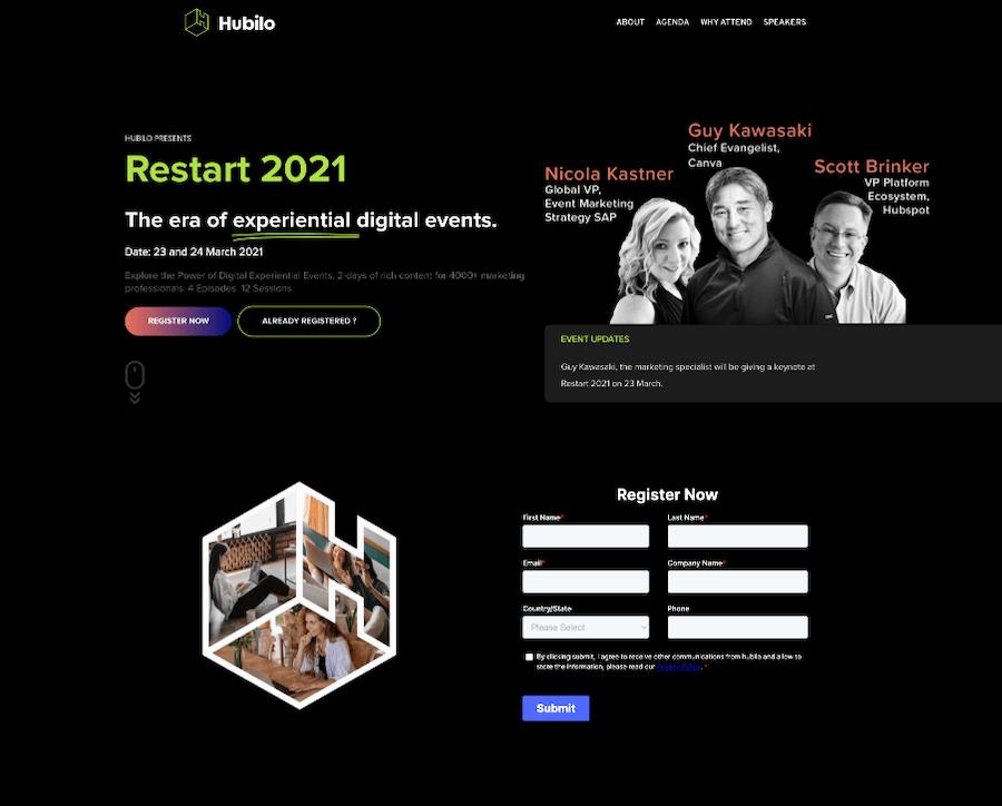 Restart 2021
