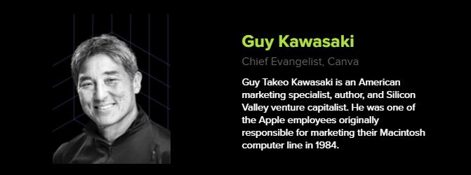 guy kawasaki speak