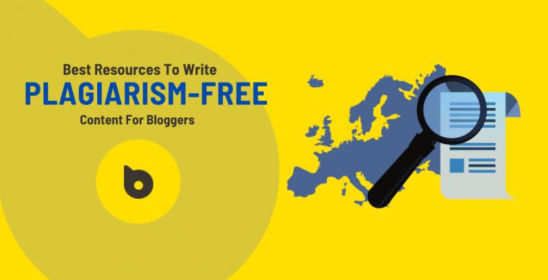 resources to write Plagiarism-Free Content