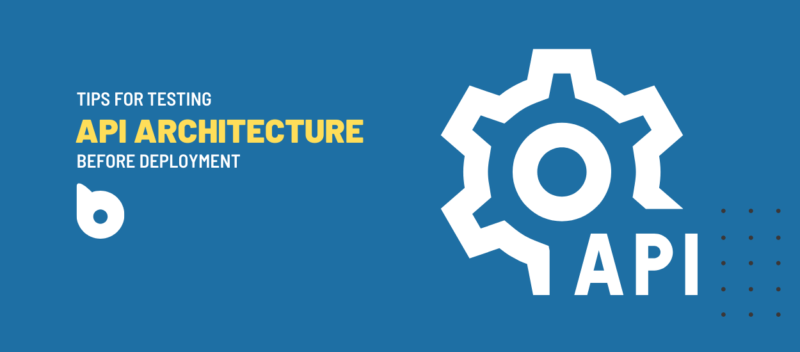 Testing Your API Architecture