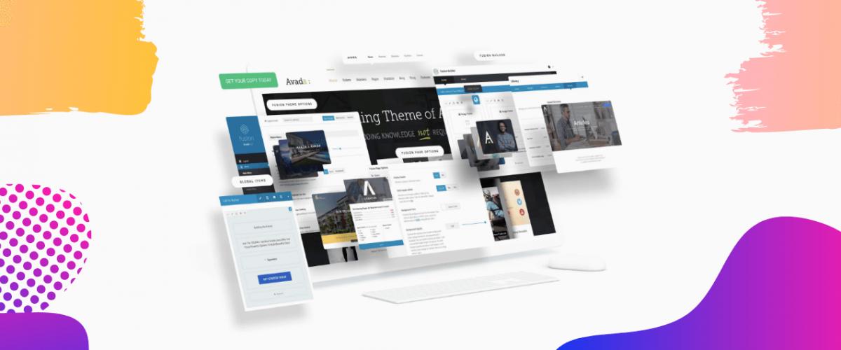 Avada Theme Site Examples