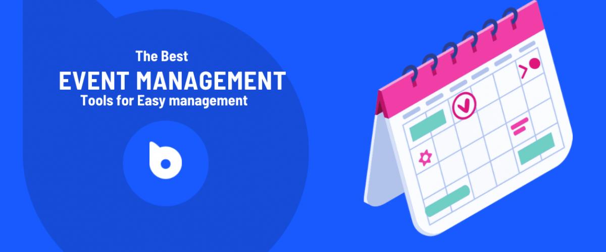 Best Event Management Tools