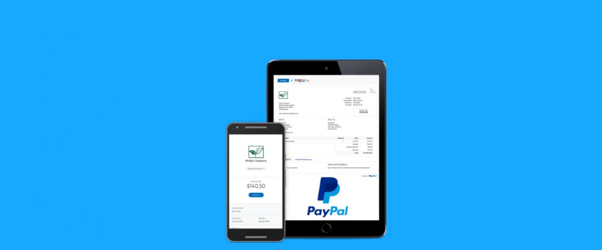 Create Paypal Invoice