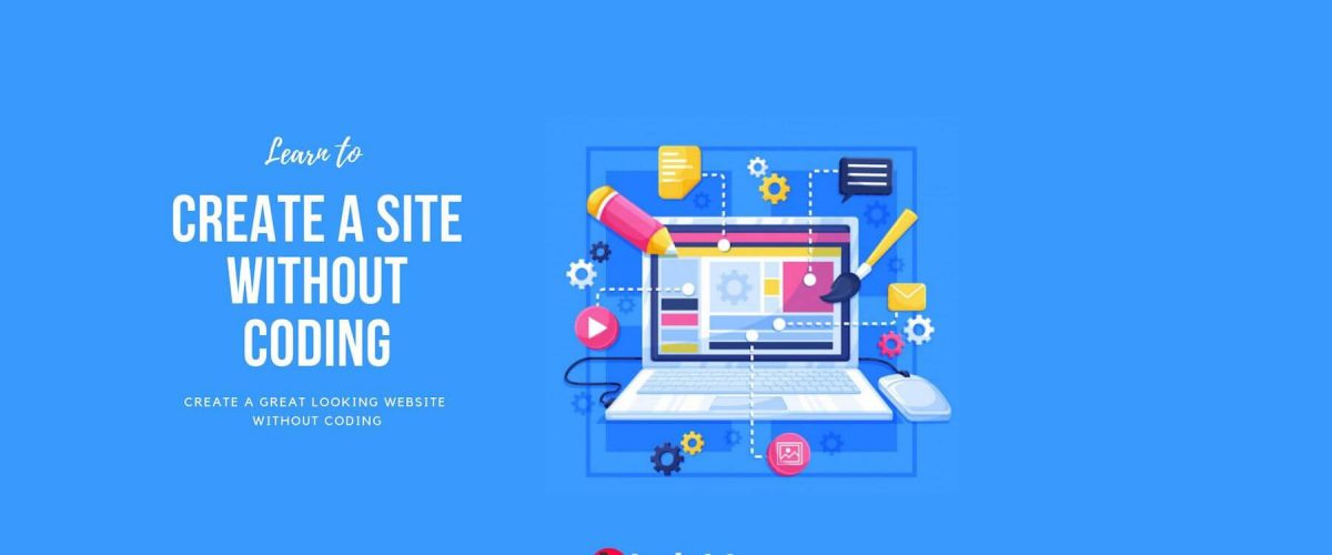 Create a Website Without Coding