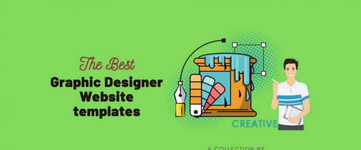 Graphic Designer Website Templates