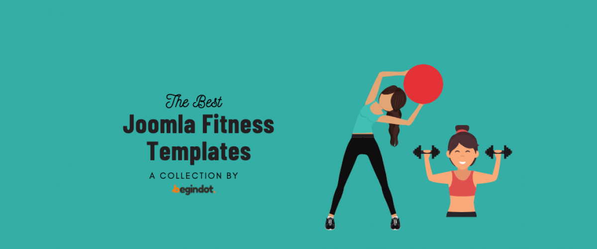 Joomla Fitness Templates