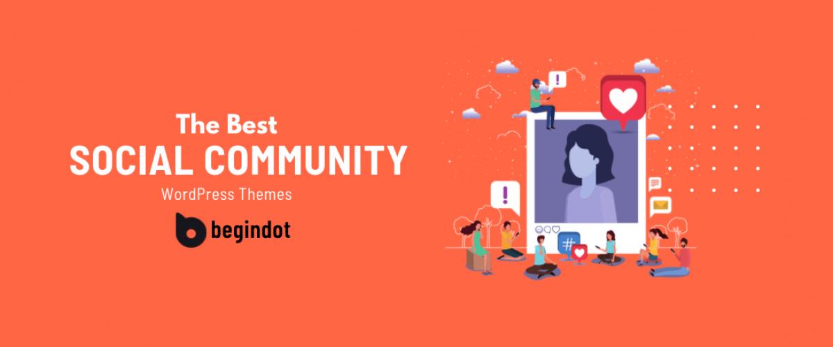 Social Community Themes