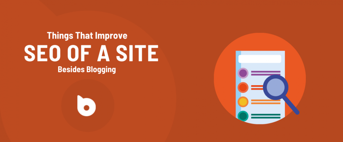 Things That Improve Your SEO