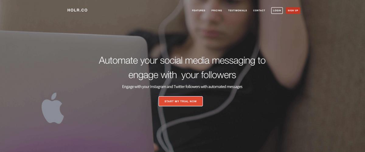 Twitter Messaging