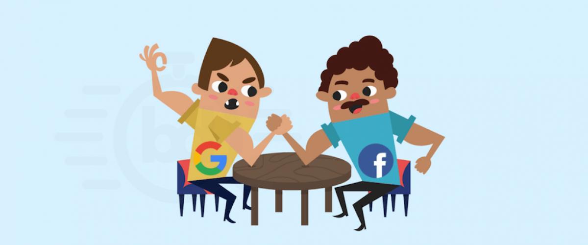 search traffic vs social traffic